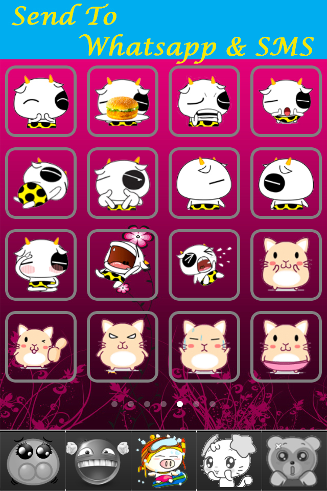 ... Amazing Stickers App - Whats Funny Chat Icons For Tweeter,whatsapp,Yahoo  Messenger ...
