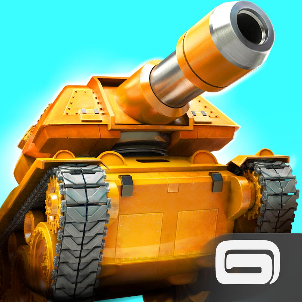 Tank Battles - Bombenstimmung! iOS